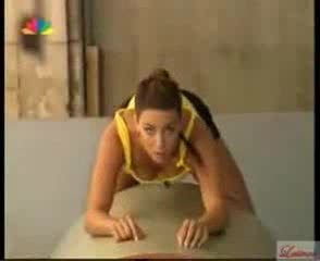 video Katerina Stikoudi Fort Boyard.